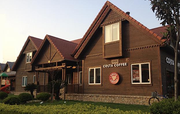 甘肃酒泉巴厘岛咖啡屋