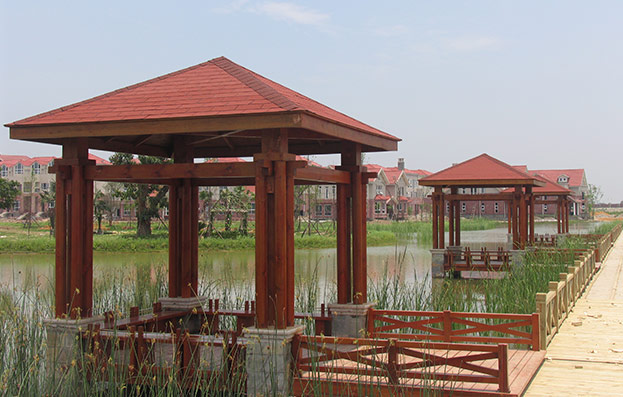 彭山彭湖湾国际生态别墅区