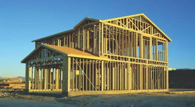 木结构建筑是最抗震的建筑形式!