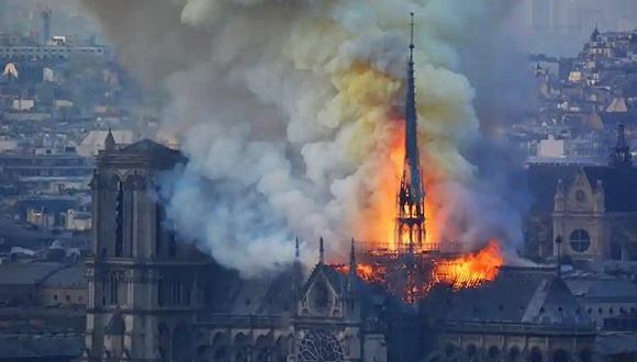 从巴黎圣母院被烧,反观中国古代木结构房屋及建筑是如何防火的