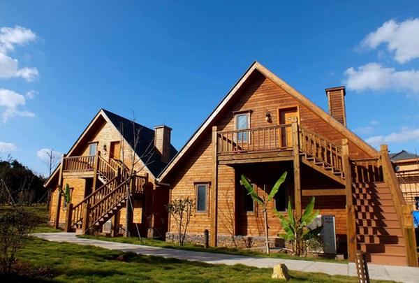 恒希产品 木结构房屋