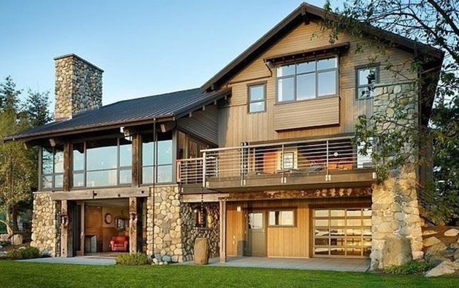 私家木别墅