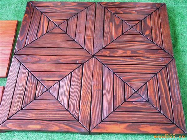 拼花木地板